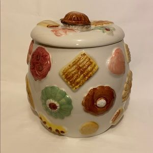 "Napco ""Cookies All Over"" Cookie Jar"